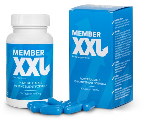 MEMBER XXL – penis enlargement has never been so easy and fast!