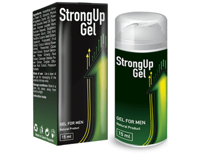 Strong Up Gel